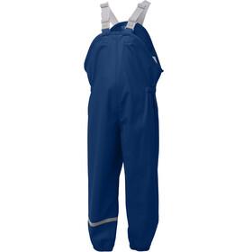 Color Kids Boxi Pantalones con tirantes para la lluvia Niños, estate blue